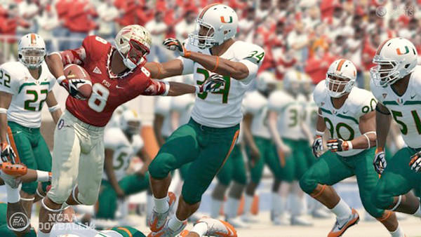 """NCAA Football 14"" unlocks the unpredictability and innovation of college football with the introduction of real-time physics tuned with the collegiate game in mind plus new Dynasty experiences and the inclusion of Ultimate Team."