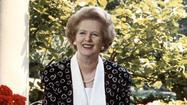 Only in death will Margaret Thatcher speak -- in an authorized bio