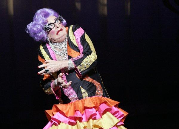 A series featuring Barry Humphries' Dame Edna is among the Australian TV shows licensed in a new deal with Los Angeles-based Cinedigm.
