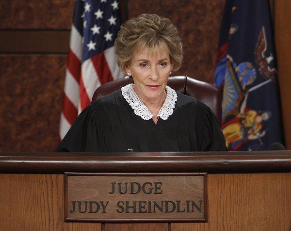 "Judy Sheindlin of ""Judge Judy"" will be on the air at least through 2017."
