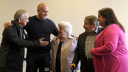 Pictures: Holocaust Survivors In Avon