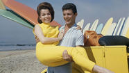 "Annette Funicello, who died Monday at age 70, will be forever remembered as the child performer from the ""Mickey Mouse Club."" And it was on this program, which aired in its original incarnation from 1955 to 1959, that the broadest range of the young star's talents were displayed."