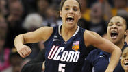 UConn Women Break Notre Dame's Spell, Win 83-65