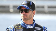 During his remarkable career that includes five consecutive NASCAR Sprint Cup titles, Jimmie Johnson has calmly endured an undercurrent of hostility from some fans who find his winning ways, well, a turnoff.