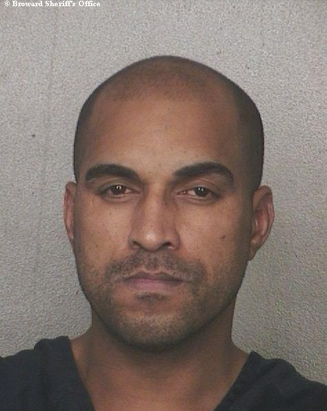 Anthony Lawson, 37, of Boca Raton, was identified as one of three suspects arrested following a drug deal, armed robbery and police chase from Sunrise to Lauderhill