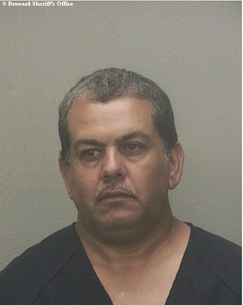 Eusebio Diaz Acosta, 51, of Orlando, was driving a stolen tractor trailer loaded with $75,000 of Campbell's Soup when he was arrested on Florida's Turnpike early Sunday.