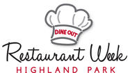 The Downtown Highland Park Alliance presents its second annual Restaurant Week. Enjoy the delicious entrees and distinctive treats that make Highland Park a destination for foodies on the North Shore. From BBQ, bistros and burgers to gelato, coffee and more, Highland Park's second annual Restaurant Week is sure to offer something pleasing for everyone's palette. Let Highland Park do the dishes: Take a break and eat out!
