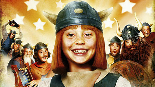 """A clever but timid 10-year-old boy who lives in a Viking village, Vicky is the star of a German-Austrian television cartoon series and the """"Wickie the Viking"""" live-action films."""