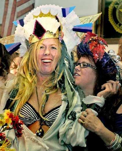 Doo Dah Parade Queen