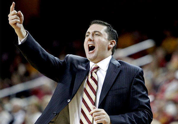Bob Cantu served as USC's interim coach after Kevin O'Neill was fired in January.