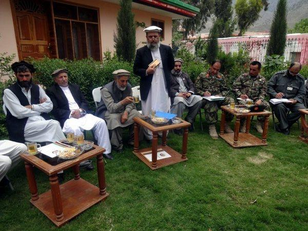 A delegation sent by Afghan President Hamid Karzai visits Kunar province to investigate reports that civilians were killed during a weekend airstrike by U.S.-led forces.