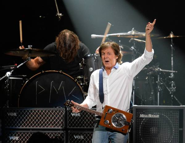 Paul McCartney has set an Orlando tour date.