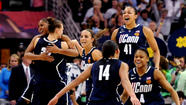 Connecticut has history in its sights in NCAA women's final