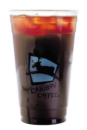 Caribou had positioned itself as a laid-back alternative to Starbucks.