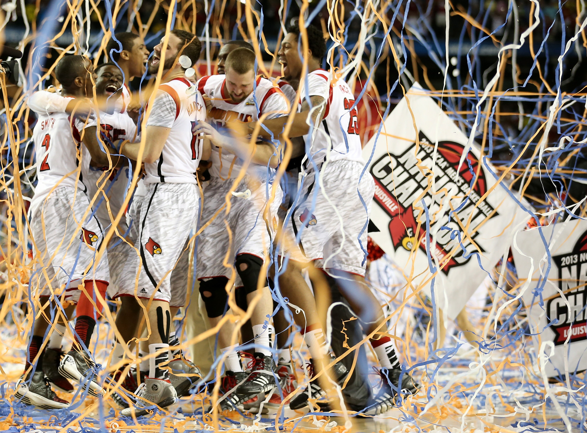 Photos: March Madness 2013 - Louisville Cardinals win NCAA title