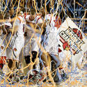 Louisville Cardinals win NCAA title