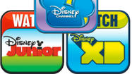 If you're enrolled in AT&T's U-verse service and subscribe to Disney Channel, Disney XD or Disney Junior, you now can watch those programs online or on mobile devices while on the go.