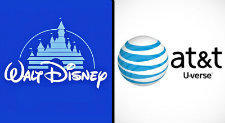 AT&T U-verse subscribers can watch Disney programming on the go.