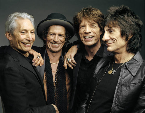 Rolling Stones book last-minute club gig in L.A. tonight
