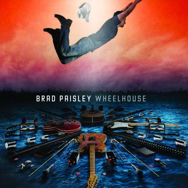 """Brad Paisley's """"Wheelhouse."""""""