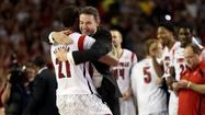 It's full speed ahead as Louisville beats Michigan for NCAA title