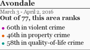 More Avondale crime »