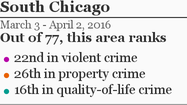More South Chicago crime »