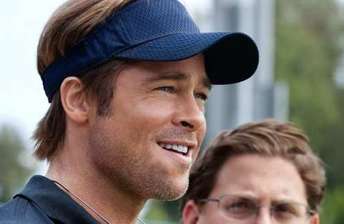 <b>The players:</b> Brad Pitt as Oakland A's general manager Billy Beane, Jonah Hill as a Yale wiz kid and Phillip Seymour Hoffman as the A's stubborn coach<br><br> <b>How it changed the game:</b> When the Oakland Athletics find themselves on a budget with the championship constantly eluding them, a revolutionary runs-based formula alters their recruiting style by finding value in underpaid players. Who knew spreadsheets could be so interesting on film?