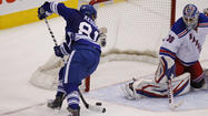 NHL: New York Rangers at Toronto Maple Leafs