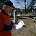 Atlanta baseball cemetery tour