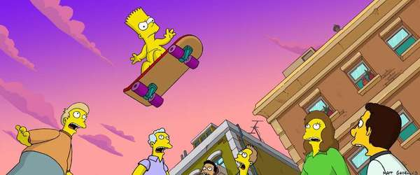 Could Bart Simpson jump from broadcast to cable?