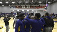 Montverde Academy's boys basketball team, shown in December, finished atop the national rankings after winning the National High School Invitational in North Bethesda, Md. (Phelan M. Ebenhack, Special to the Sentinel)
