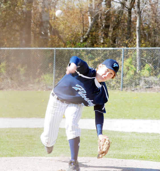 Petoskey senior pitcher David Waterson is among several key returners to the lineup for the Northmen this season. Waterson, an All-Big North second-team selection from last season, went 5-1 with a 2.35 earned run average last season. The Northmens home opener is scheduled for Tuesday, April 16, against Cadillac in a Big North Conference doubleheader.