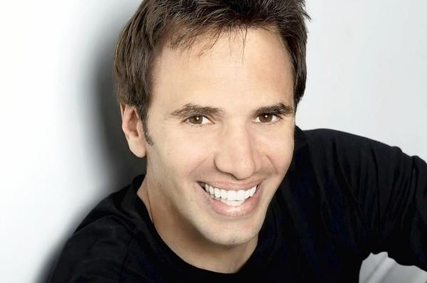 Paul Mecurio, a former lawyer, writes comedy and performs Friday at The Kate and Saturday at Bridge Street Live.
