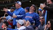 Cubs tradition: Throwing out ceremonial first discussion of fans' patience