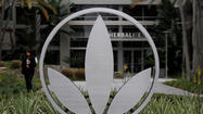 KPMG has resigned as Herbalife's auditor after the auditing firm fired a senior partner in its Los Angeles office because of an alleged insider-trading scheme.