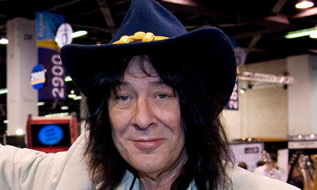 Notable deaths from 2013: Andy Johns, a record producer who worked with the Rolling Stones, Led Zeppelin and many other rock bands, has died at 62.