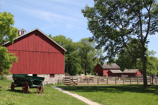Heritage Farm at Spring Valley to host new dinner theater ...