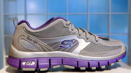 Trading in shares of Skechers USA Inc. has resumed after being halted earlier Tuesday morning following KPMG's resignation as the footwear company's auditor.