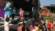 SteelStacks offers up a summer of family fun