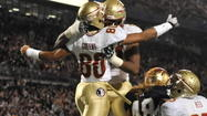 TALLAHASSEE -- Florida State will be hosting Notre Dame at Doak Campbell Stadium near the start of the 2014 football regular season, according to a report first published Tuesday by Warchant.com.