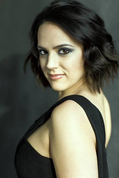"Mezzo-soprano Daniela Mack performs in ""Bravissimo Bel Canto"" Saturday at the Modell Performing Arts Center at The Lyric."