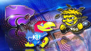 Wichita State, The University of Kansas and Kansas State University all ranked in the latest USA Today Coaches Poll.