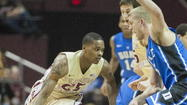 TALLAHASSEE -- Florida State's 2013-14 men's basketball team already has its believers. Whether the Seminoles land North America's prized recruit or not, at least one sports outlet thinks they will be one of the country's best programs once again.