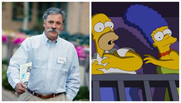 "News Corp. Chief Operating Officer Chase Carey may take ""The Simpsons"" to cable."