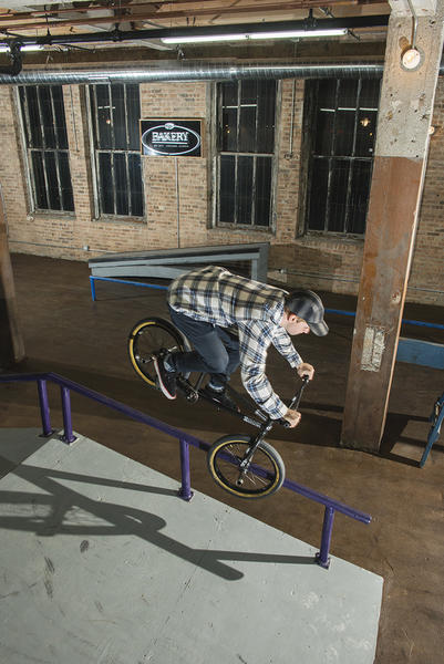 The Bakery, a facility for world class BMX bikers, is holding its grand opening this week in Pilsen.