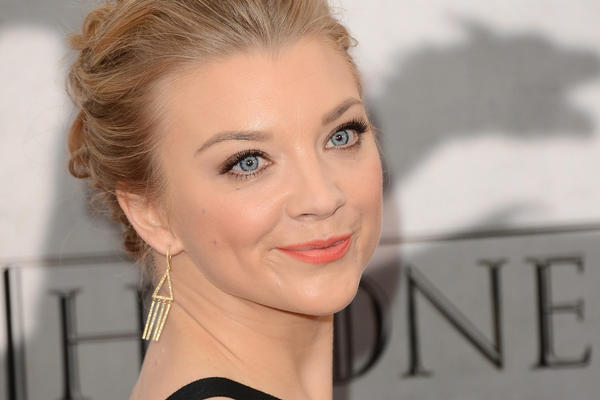 "Natalie Dormer, shown at the March 18 L.A. premiere of ""Game Of Thrones,"" has signed on for ""Sherlock."""