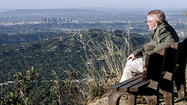 Photo Gallery: Local hiker gets bench and view in Angeles National Forest