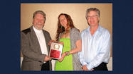 The Mountain Laurel Chapter of Trout Unlimited (MLTU) presented its Presidents Award to the Shade Creek Watershed Association.  The Association was founded in 2001 to improve the water quality of the Shade Creek Watershed in Somerset County as well as to encourage local citizens to take stewardship of the resource.