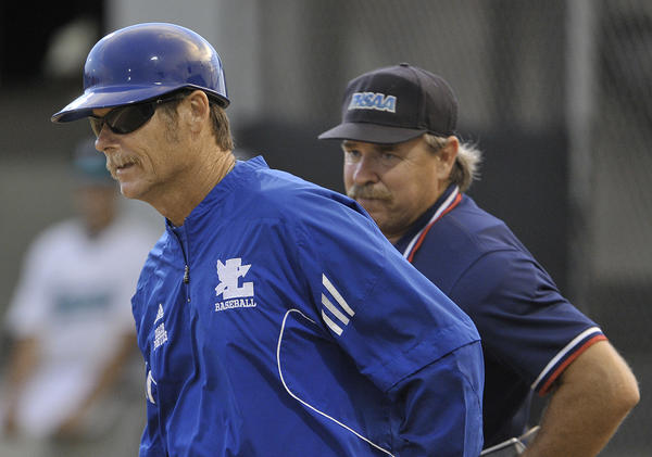 Fort Lauderdale coach Terry Portice